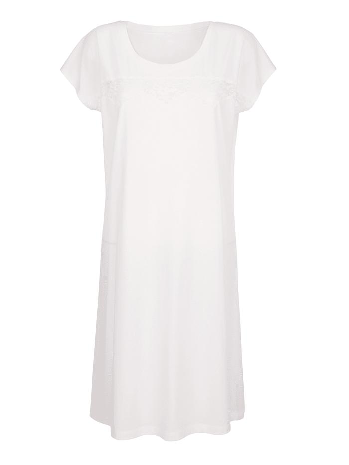 Nachthemd Simone Ecru