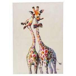 miaVILLA - Bild Giraffenpaar