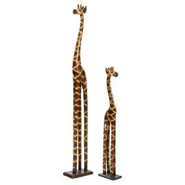 miaVILLA - Dekofigur Giraffe