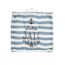 miaVILLA - Sitzkissen Sailing, gest...