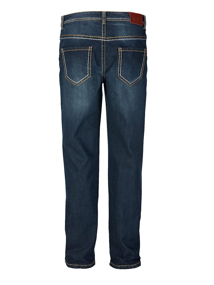 Babista Jeans Mit Dicken Nähten Große Angebote