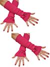 Stulpen Armstulpen-Set mit Bommeln - 2 Paar 2 Paar Armstulpen
