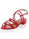 Sandaaltje met modieuze bandjes
