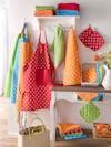Set van 2 keukenhanddoeken