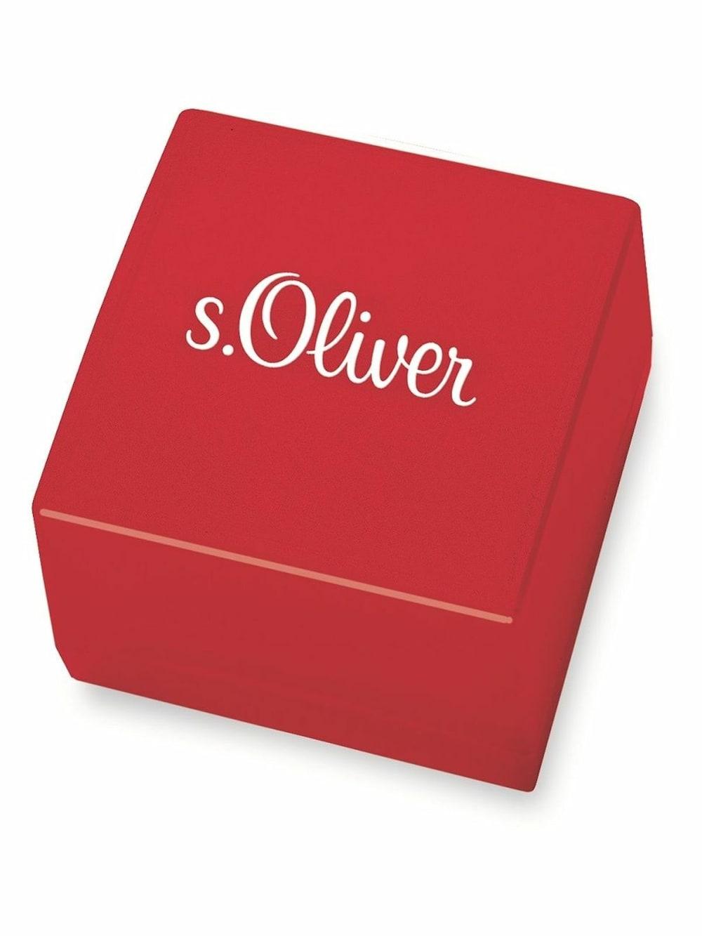 s.Oliver Ring für Damen 925er Sterling Silber rhodiniert | Alba Moda