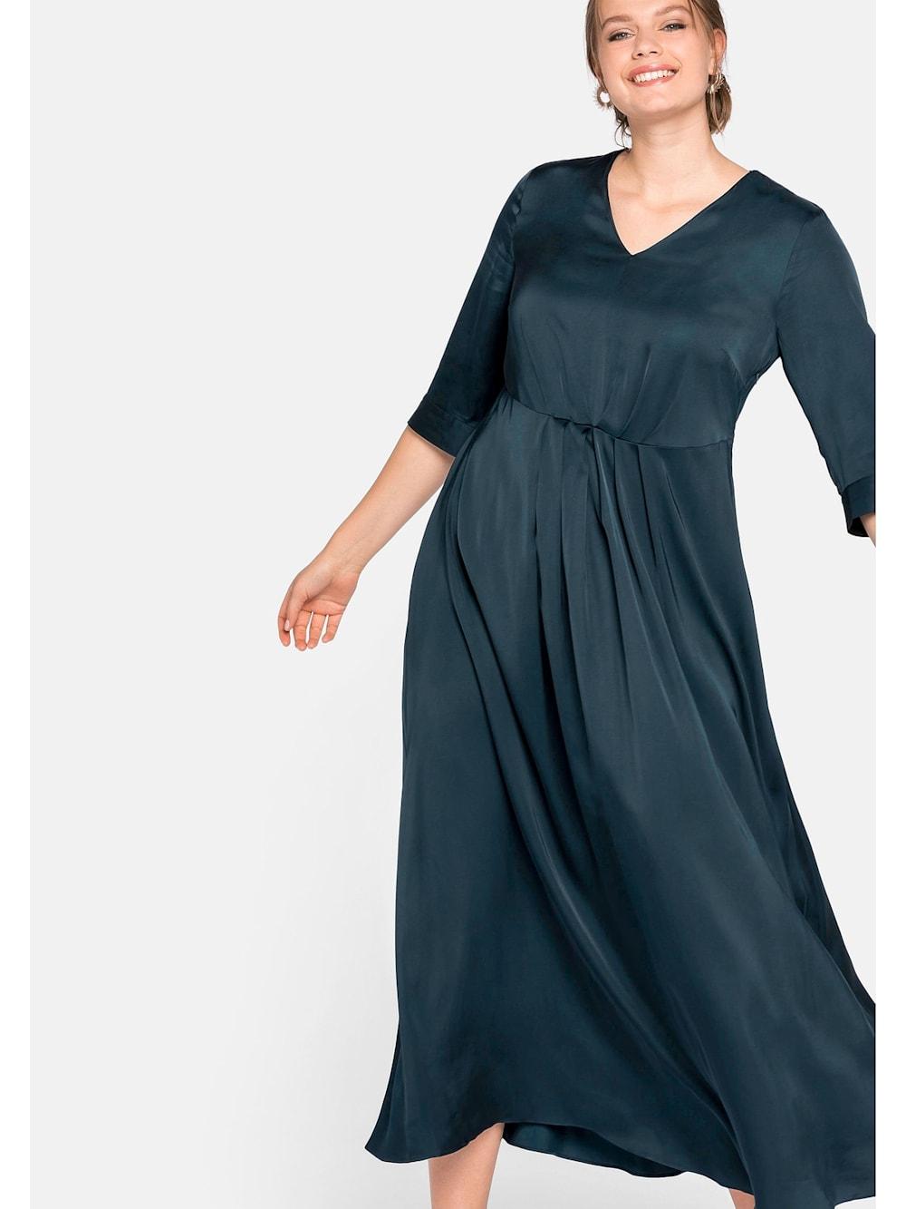Sheego Sheego Abendkleid in Maxilänge  Happy Size