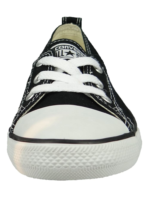 Converse ballerina_shoe Chucks Ballerina 547162C Dainty All Star Ballet Lace Black Schwarz | Klingel