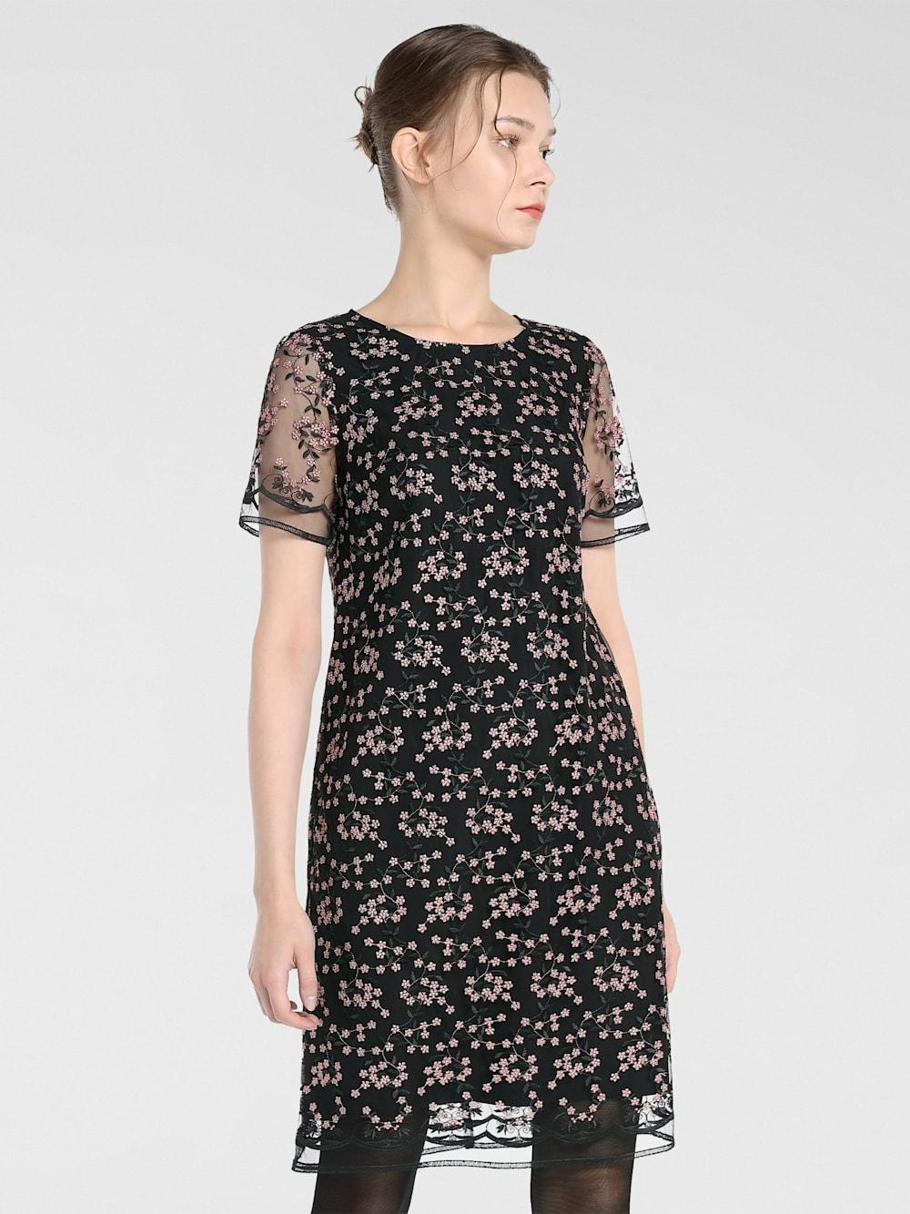 APART Kleid bestickt  Klingel