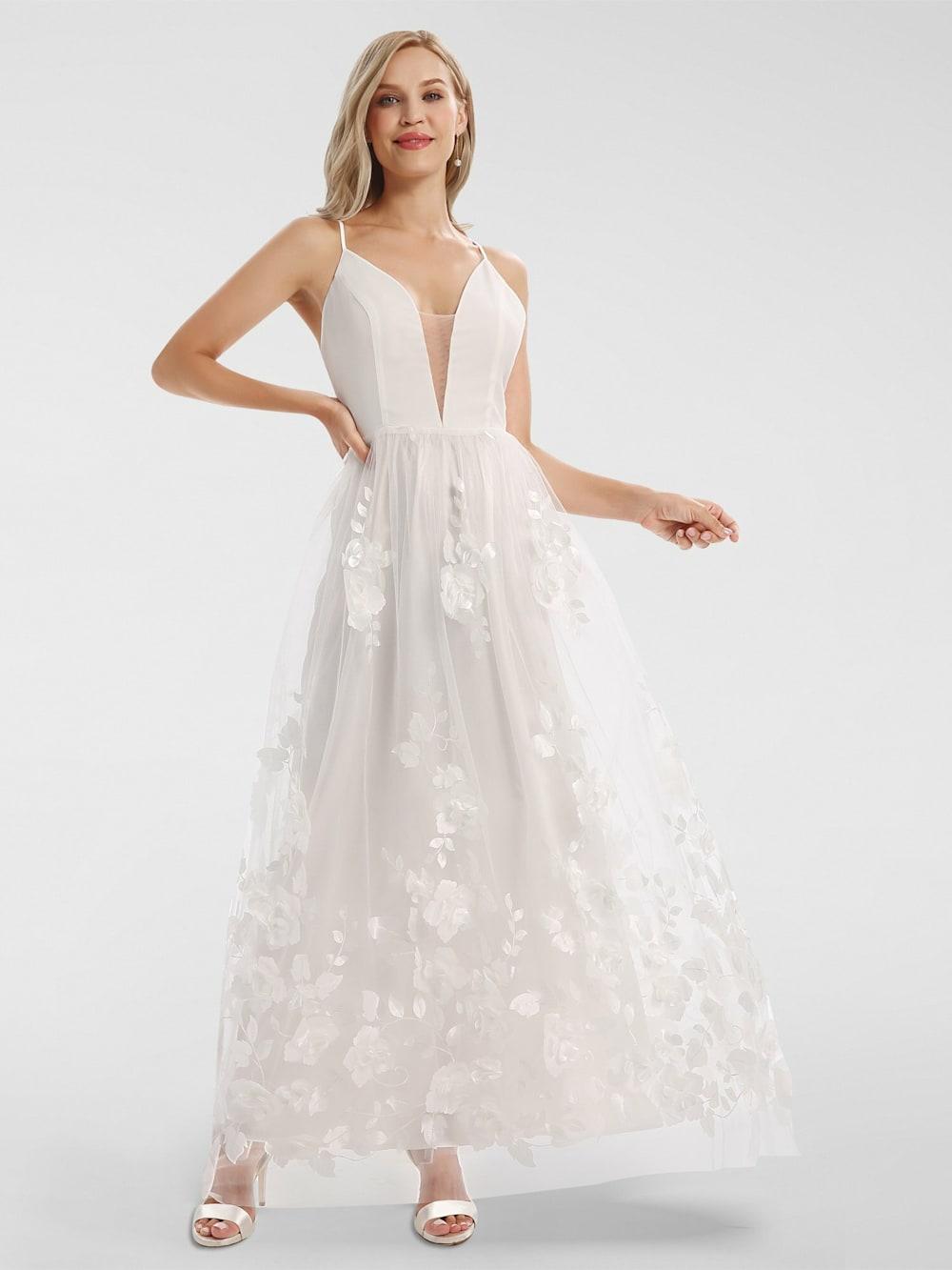 Bestellen brautkleider katalog Brautkleider online
