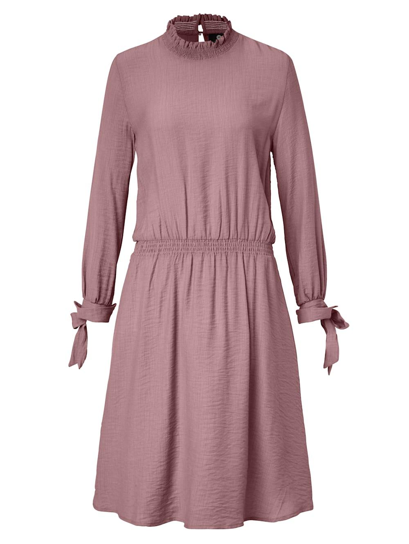 SIENNA Kleid mit Stehkragen  Impressionen