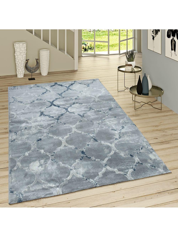 Teppich Geometrische Muster Teppichcenter24 1
