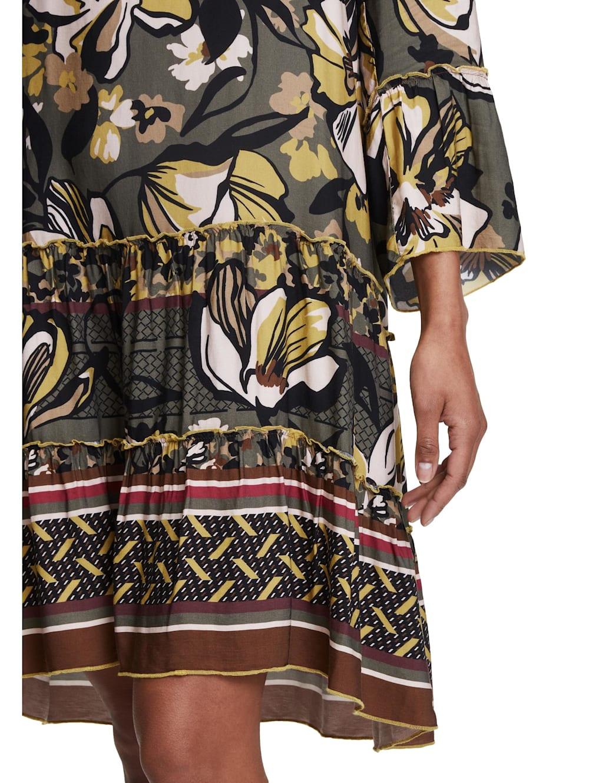 Betty Barclay Casual Kleid Mit 3 4 Arm Alba Moda