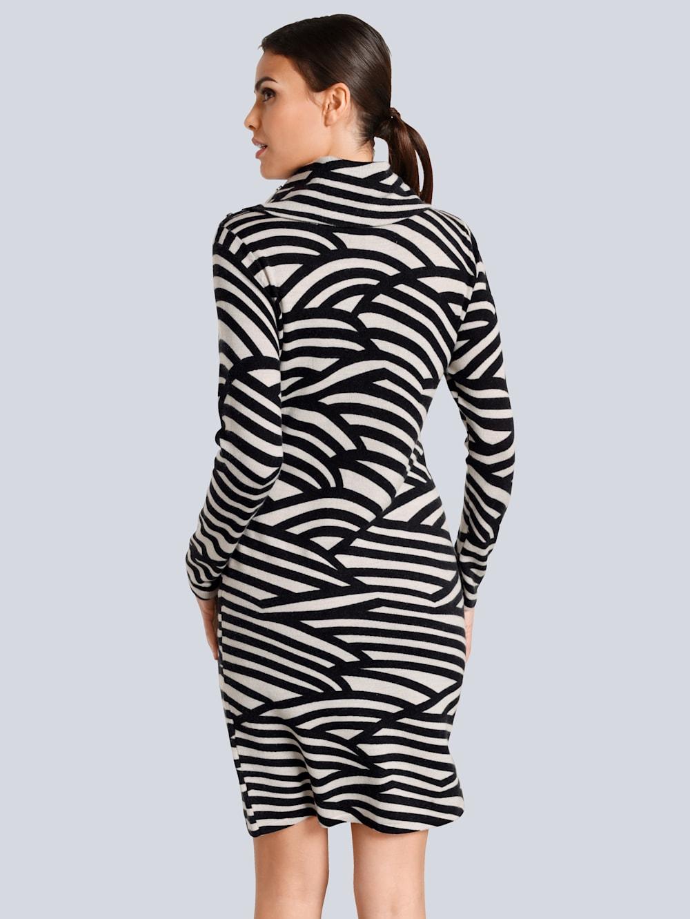 alba moda kleid in kuschelweicher qualität | alba moda