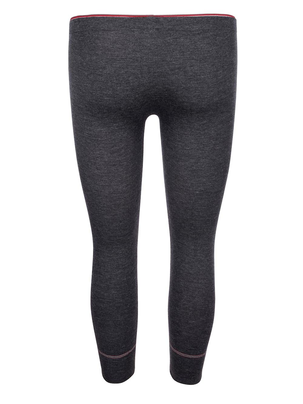 Bequeme Unterhose f/ür Herren con-ta 3//4 Lange Hose mit Eingriff Leggins aus weicher Baumwolle in Feinripp in Wei/ß Gr/ö/ße: XXL anschmiegsame Unterw/äsche