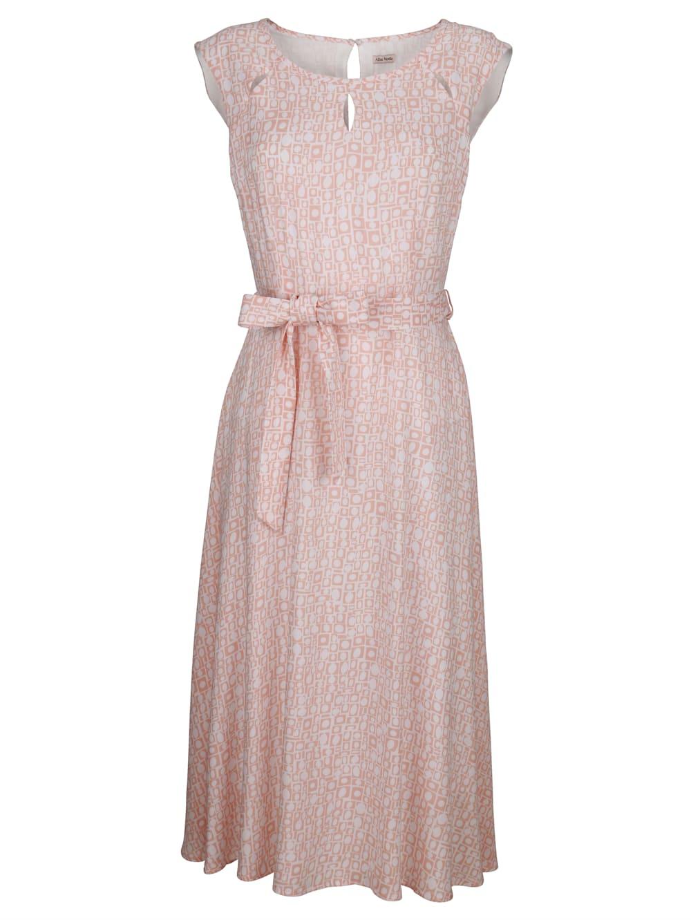 Alba Moda Kleid mit modischen Cut-Outs  Klingel