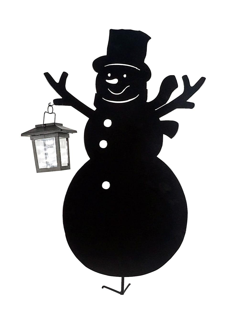 Cabilock LED Solarleuchten Schneemann Figur Solar Gartenstecker Weihnachten Beleuchtet Tannenzweige Beleuchtung Garten Solarlampen Weihnachtsdeko Lampe f/ür Au/ßen Outdoor Rasen Terrassen Deko
