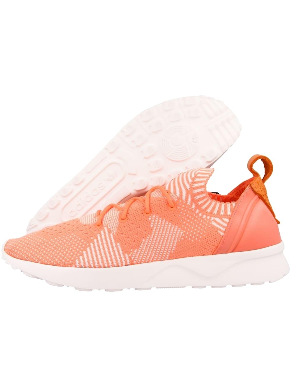 adidas Damen Sneaker Low ZX Flux ADV Virtue Sock: