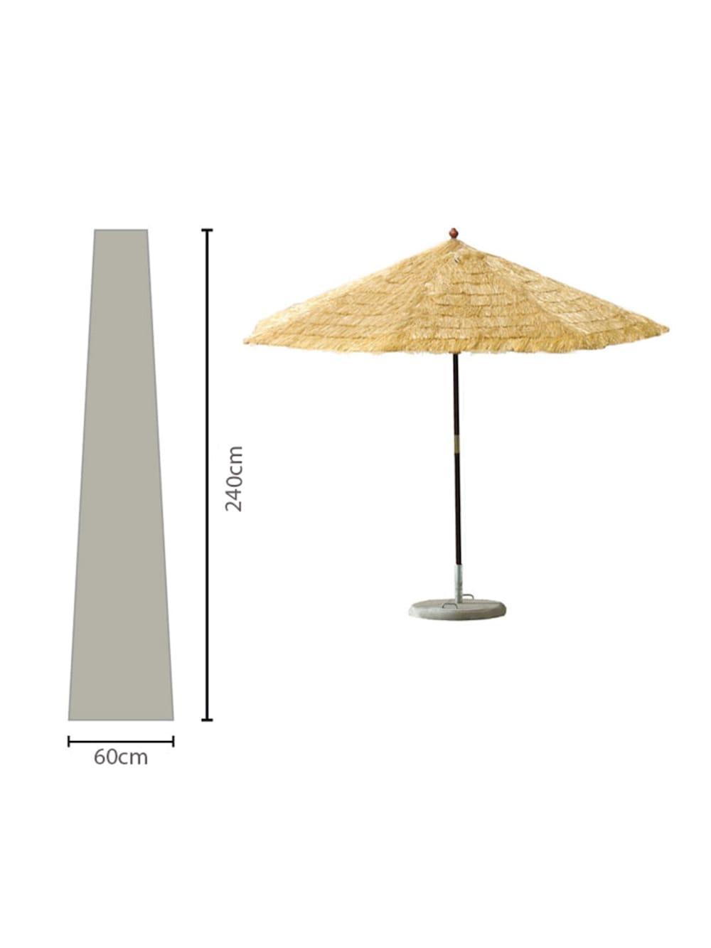 Abdeckung Schirmhaube Sonnenschirm Schutzhülle Sonnenschirmhülle Schutzhaube