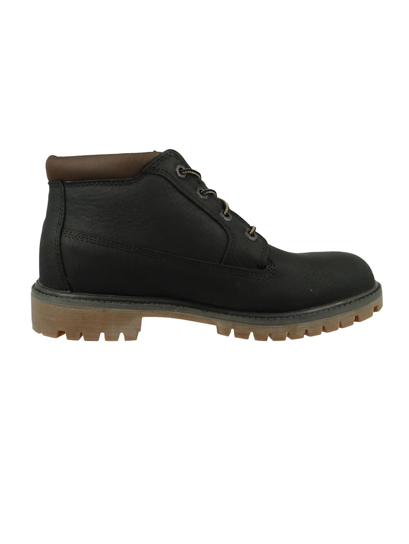 Timberland Herren Schnürschuhe Premium WP Chukka Boots