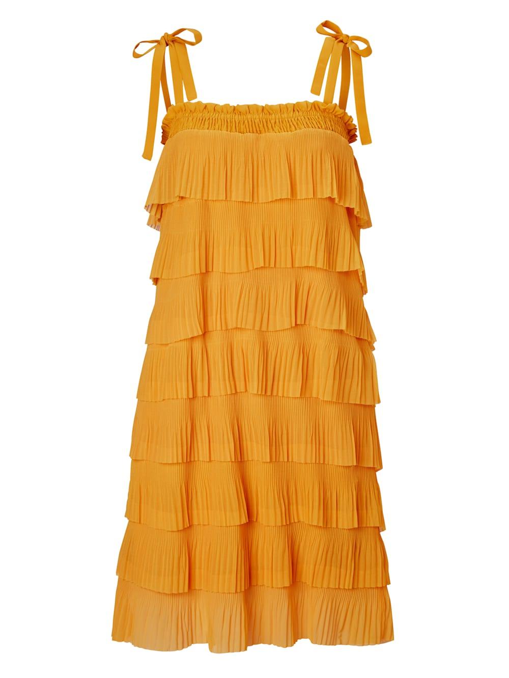 Cream Kleid | Impressionen