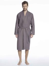 Lang-Kimono, Länge 120cm Bio-Baumwolle