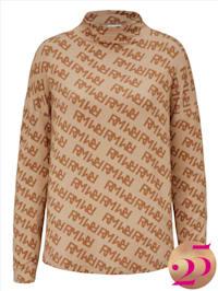 Langarmshirt mit Logodruck, Jubiläumskollektion