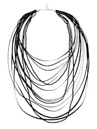 Halskette mehrreihig
