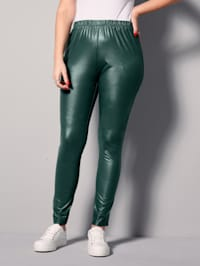 Glansiga leggings
