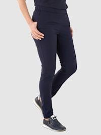 Sportsamthose mit schmalem Bein