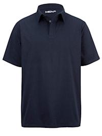 Poloshirt mit Umlegekragen