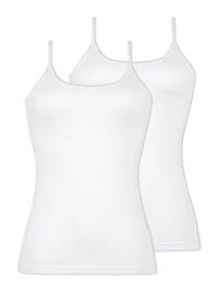 2er Sparpack Damen Trägerhemd