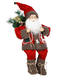 Deko-Weihnachtsmann