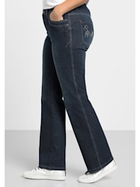 Jeans MAILA in Bootcut-Form
