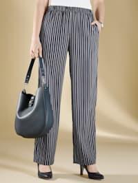 Pantalon de coupe Palazzo