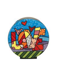 Goebel Vase Romero Britto - Love