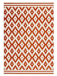 Flachflorteppich Rudolf