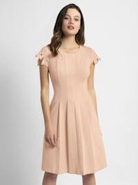 Sommerkleid aus leicht strukturierter Ware