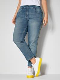 Jeans med stretch