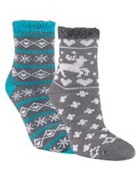 Termo ponožky na zimné obdobie