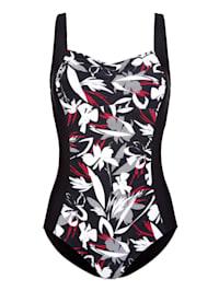 Plavky s nastaviteľnými ramienkami