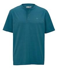 Shirt in henleymodel