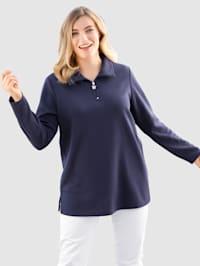 Sweat-shirt de style basique tendance