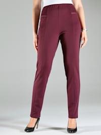 Bukse i smal modell
