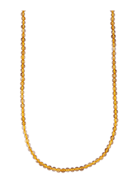 Halskette mit Rutilquarz