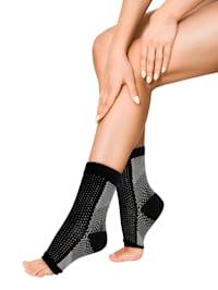 Aktiv-Stützsocken -für müde und gestresste Füße
