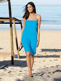 Strandkleid in Leichtfrottee