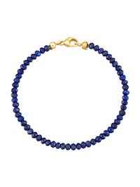 Bracelet en lapis-lazulis