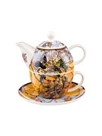 Tea for One Louis Comfort Tiffany - Sittiche