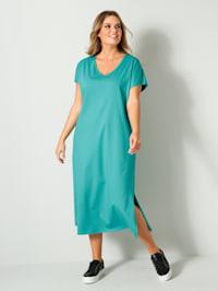 Jersey jurk van zuiver katoen