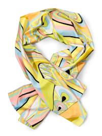 Sjaaltje met paisleypatroon